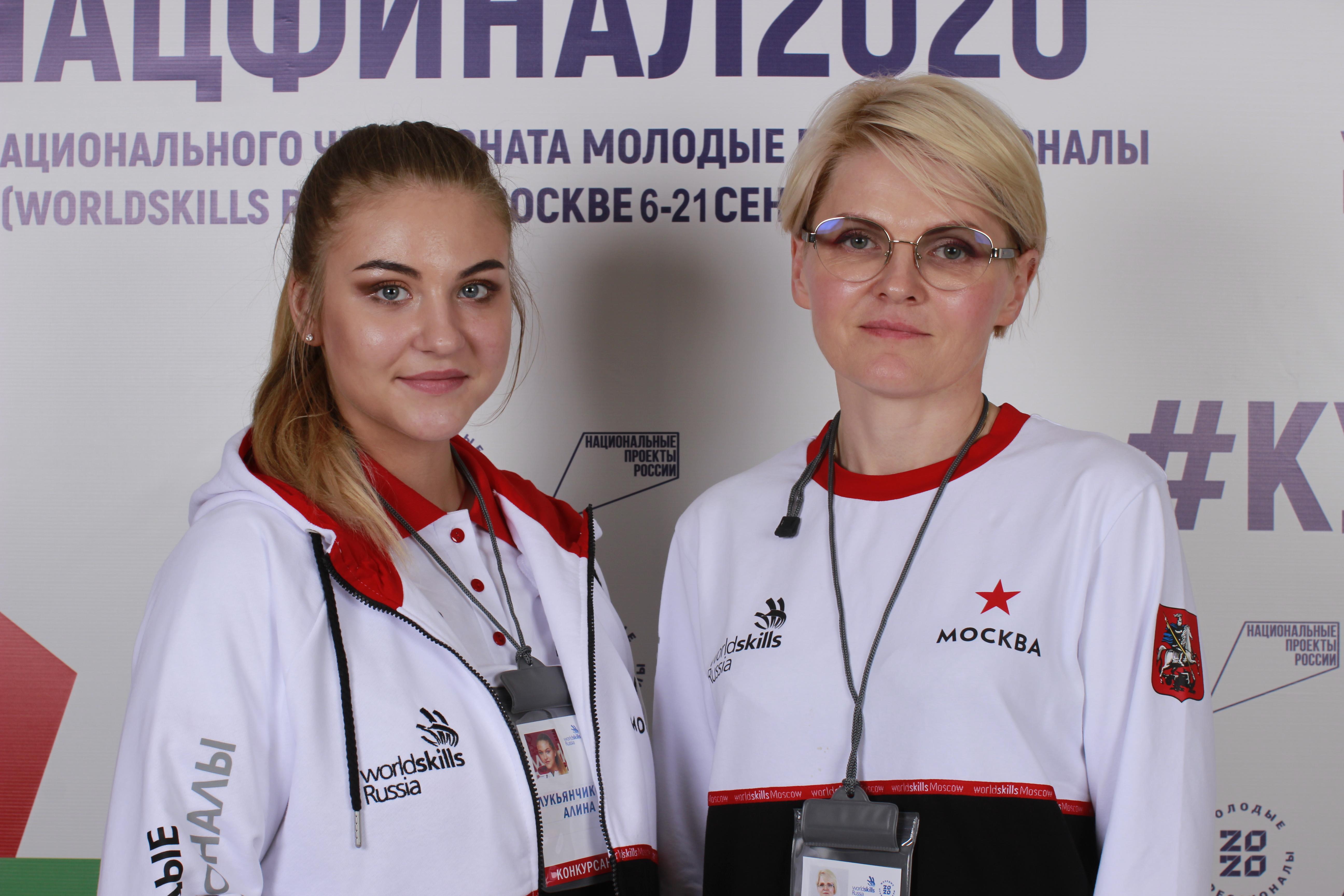 Команда Москвы завоевала серебро в национальном чемпионате