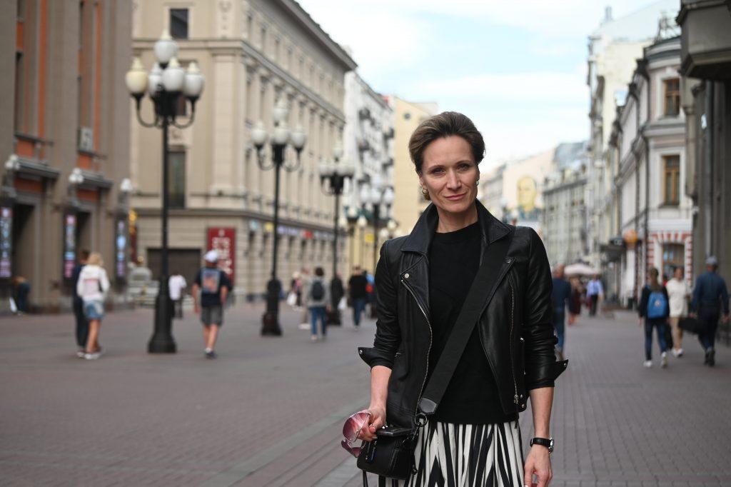 Депутат МГД Мария Киселева