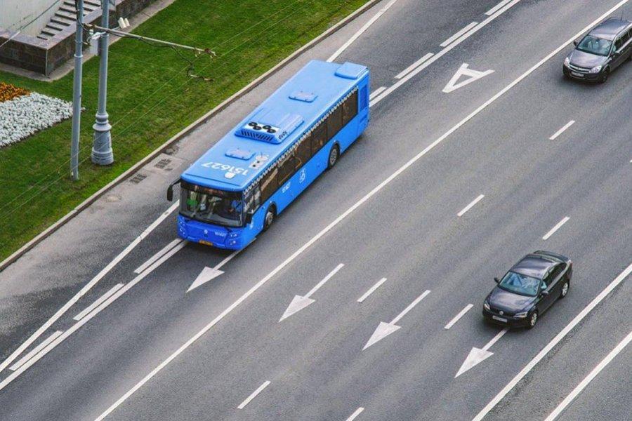 Автобусы 820 снова запустили на юге