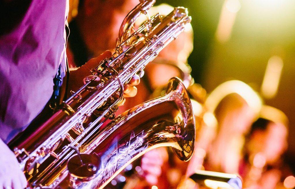 Субботний вечер под джаз: концерт организуют на крыше «Москворечья». Фото: сайт мэра Москвы