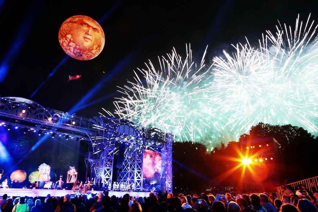 Фестиваль «Круг света» в Москве перенесли на следующий год