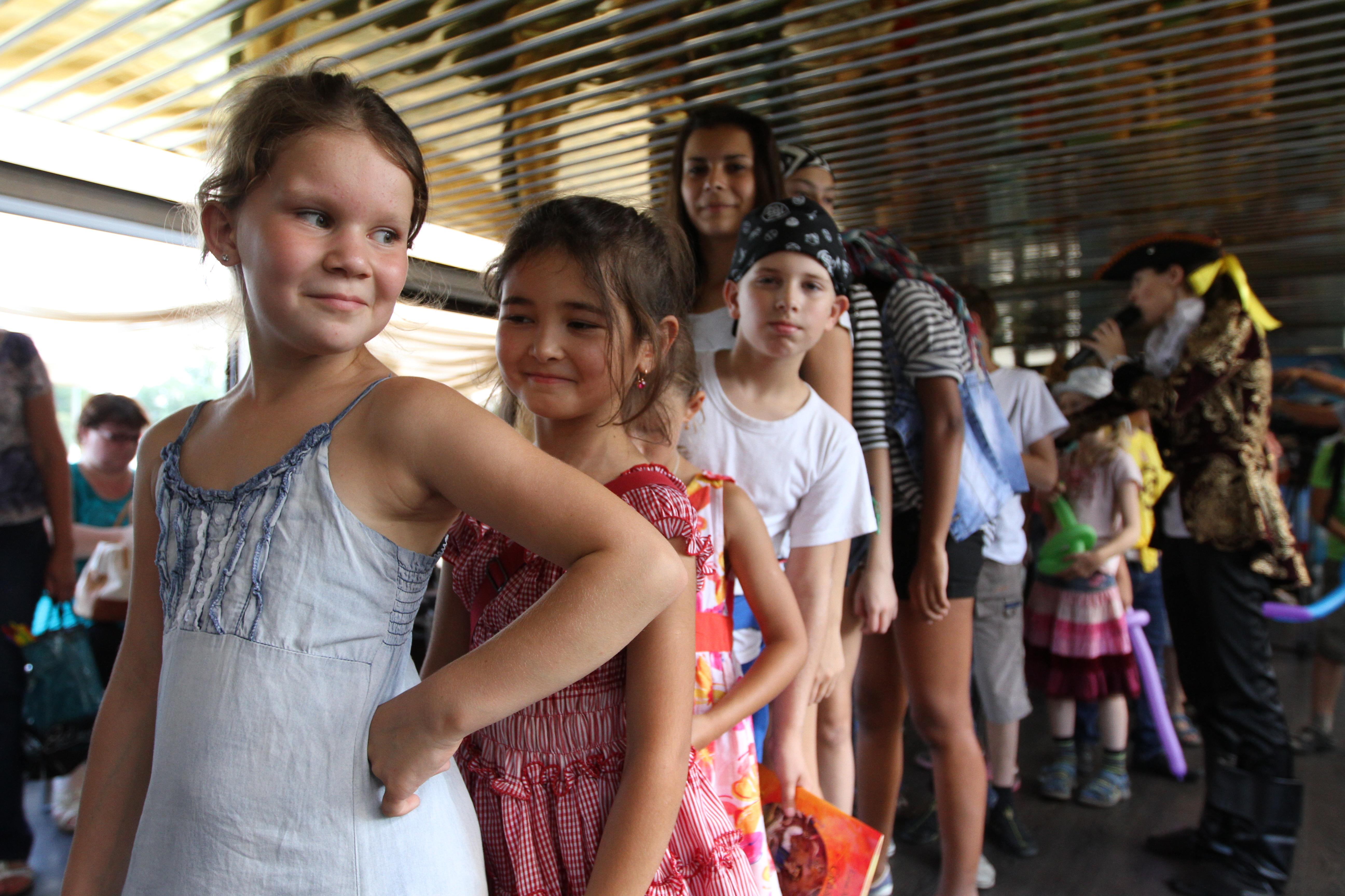 Москва запустила проект «Давай дружить!» по поддержке сирот
