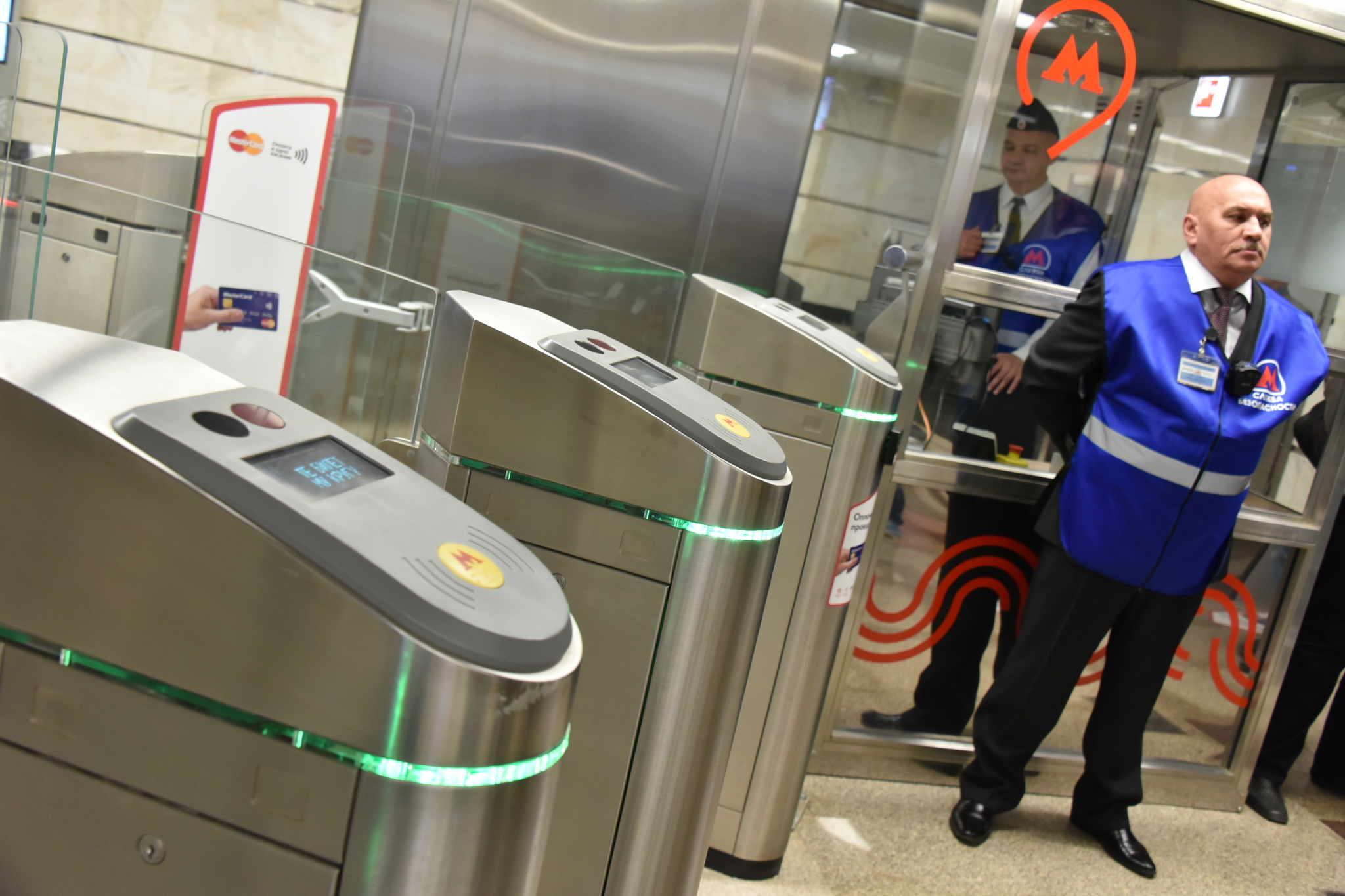 Оплату проезда лицом запустят в метро Москвы с 2021 года