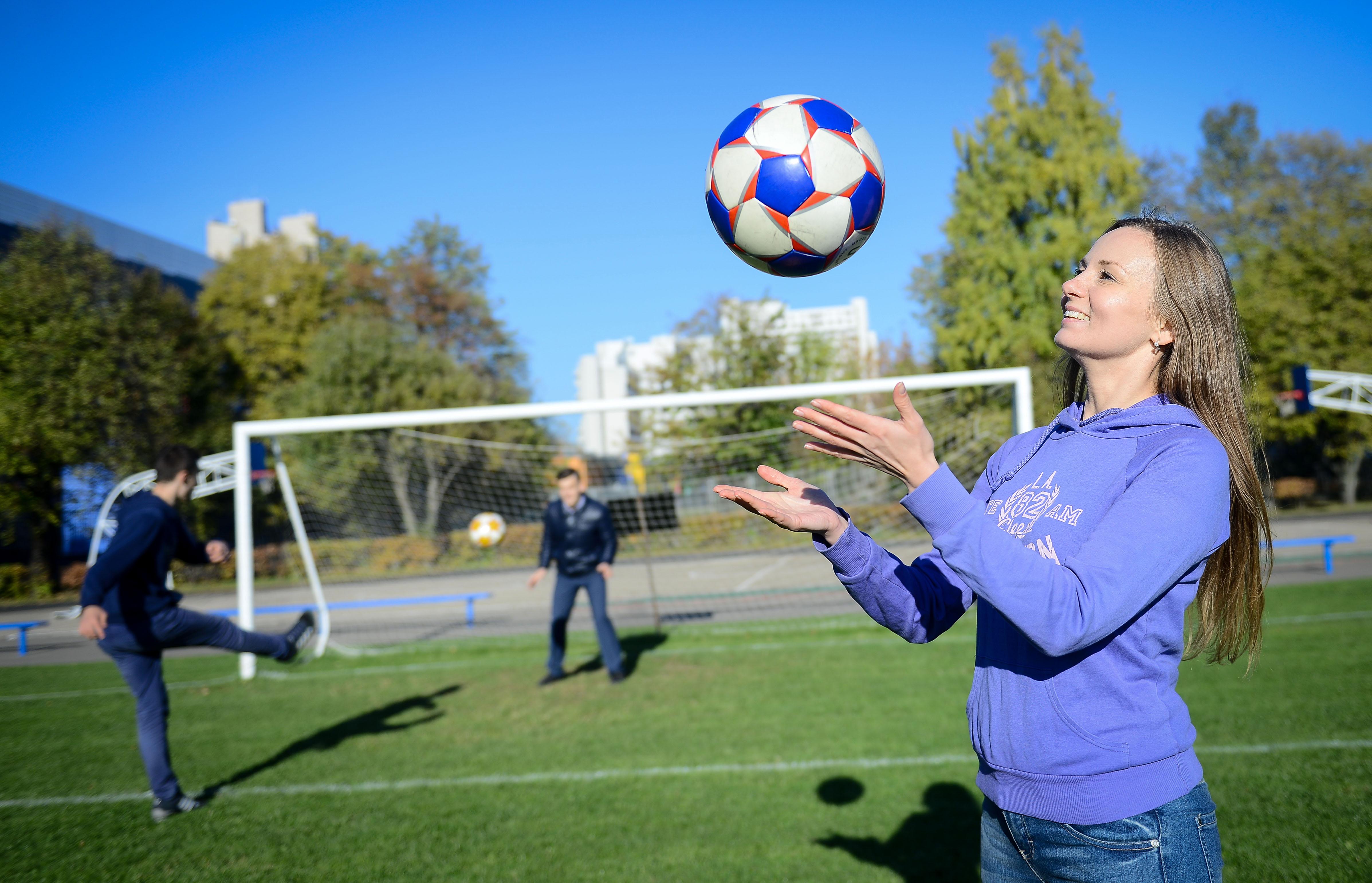 Юных спортсменок пригласили в СШОР «Юность Москвы – Торпедо»