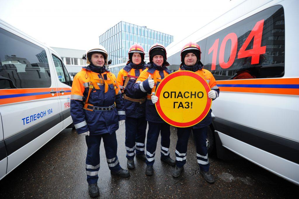 Газопровод в Бирюлеве Западном реконструировали. Фото: Светлана Колоскова, «Вечерняя Москва»