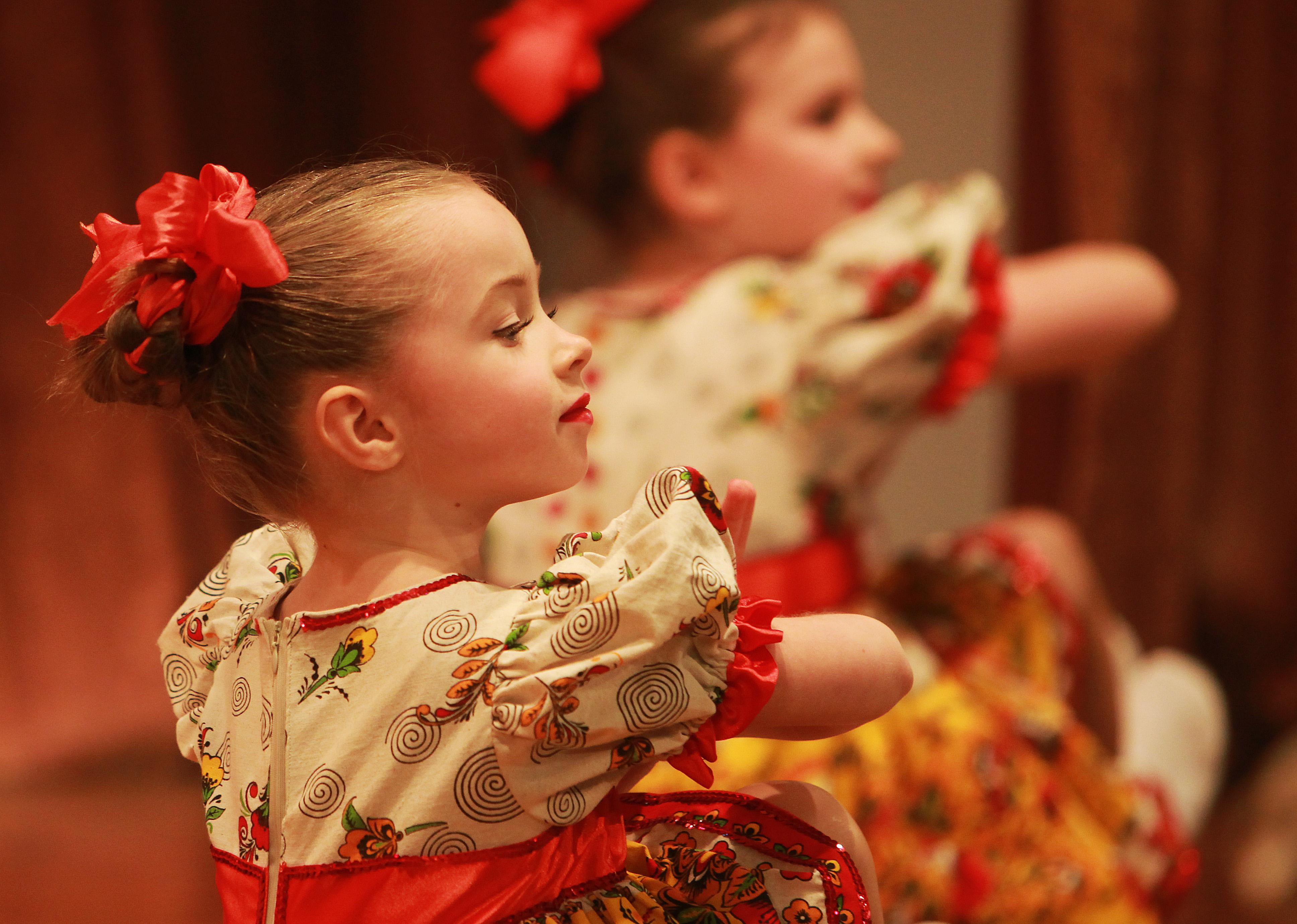Танцевальный мастер-класс для детей представят в «Эльбрусе»