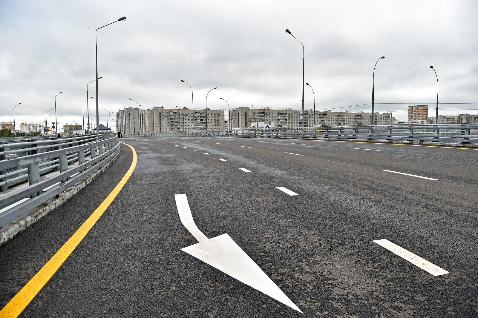 В Москве завершили монтаж основных металлических балок на эстакаде СВХ