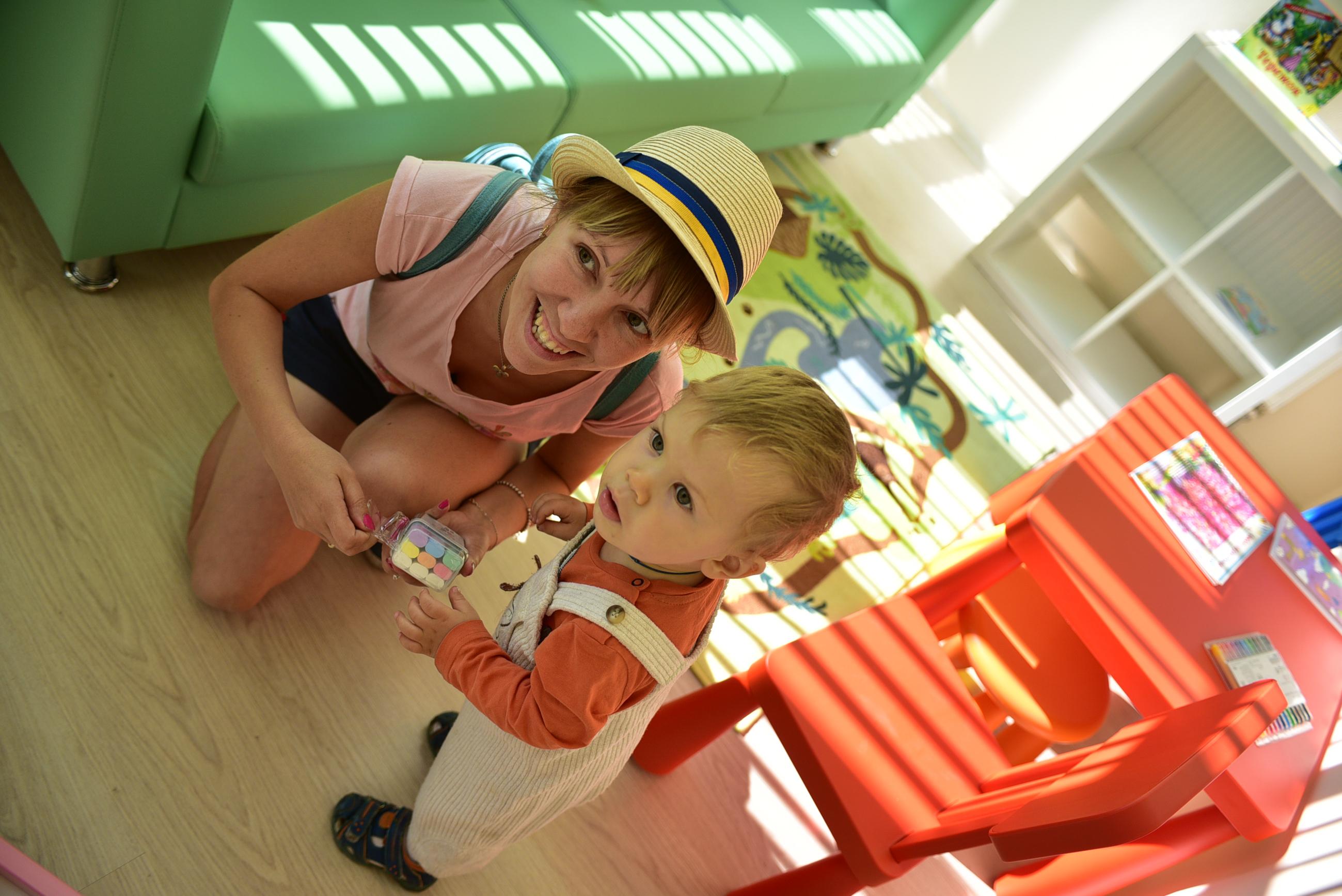 Садик сможет принять 235 малышей. Фото: Пелагия Замятина