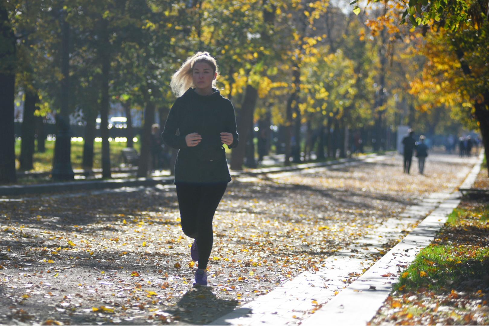 Маршрут для осенних пробежек появился на юге Москвы