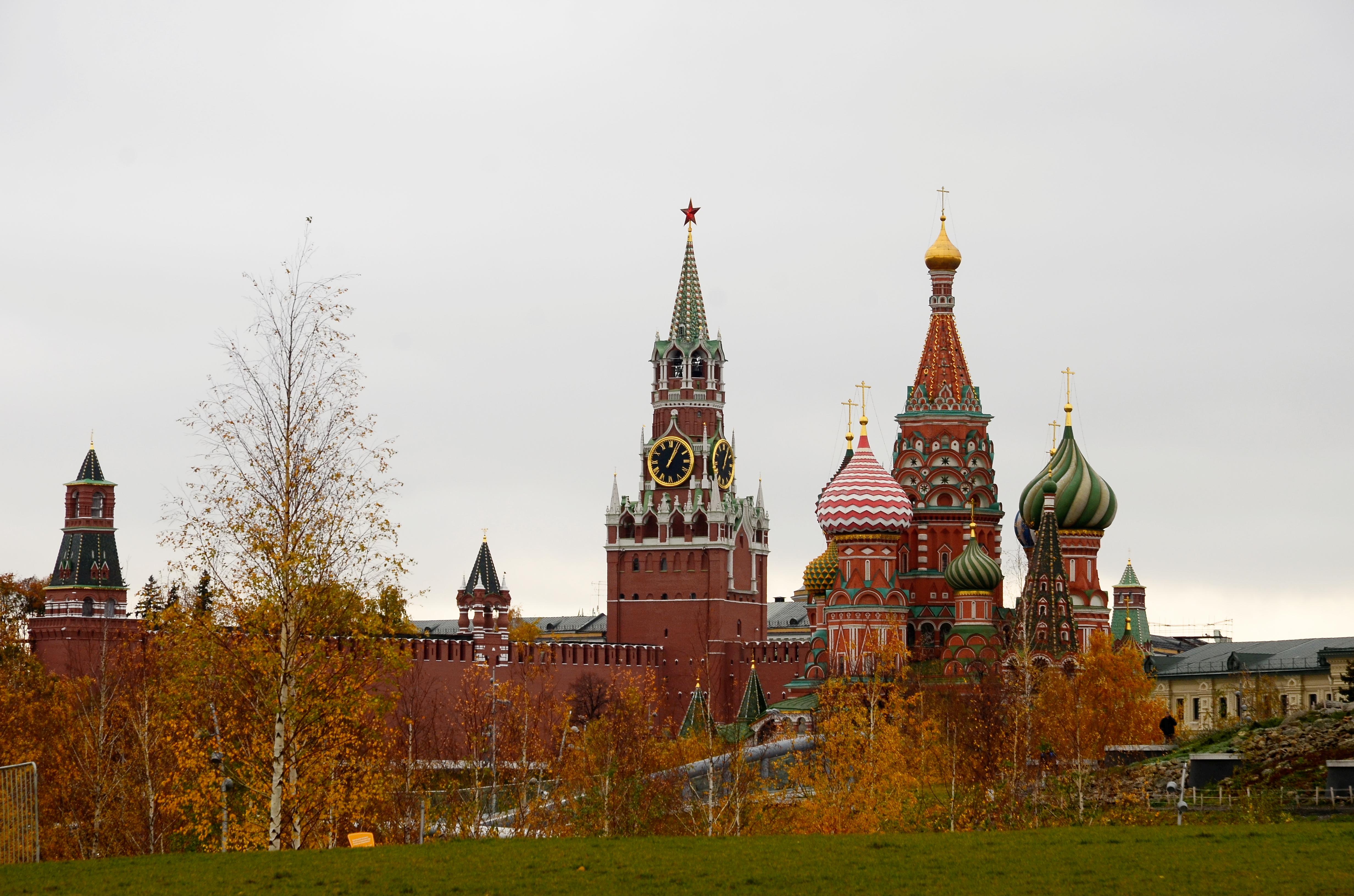 Синоптики пообещали теплую погоду в Москве