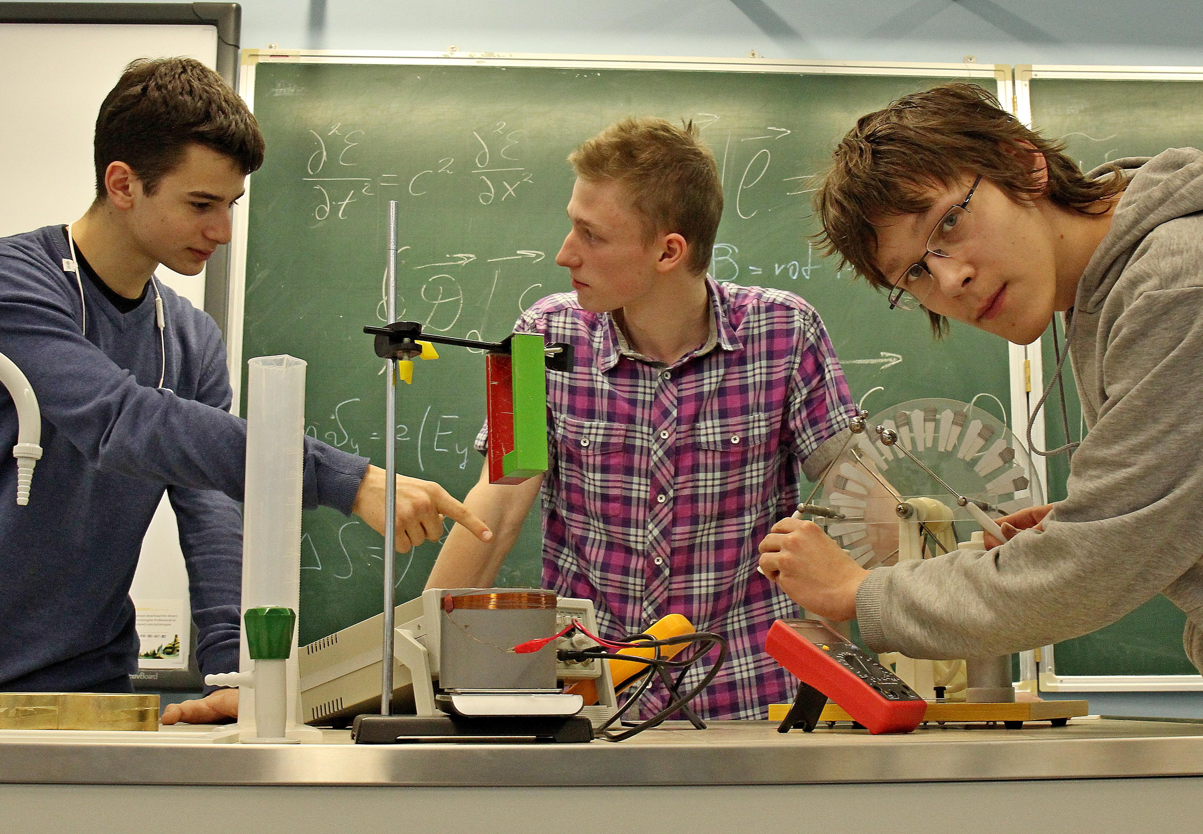 Атомные классы: в школах юга открыли новое направление