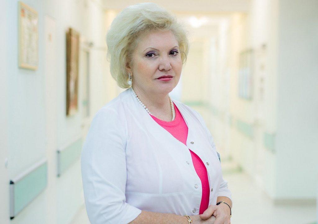 На фото депутат Мосгордумы Ольга Шарапова