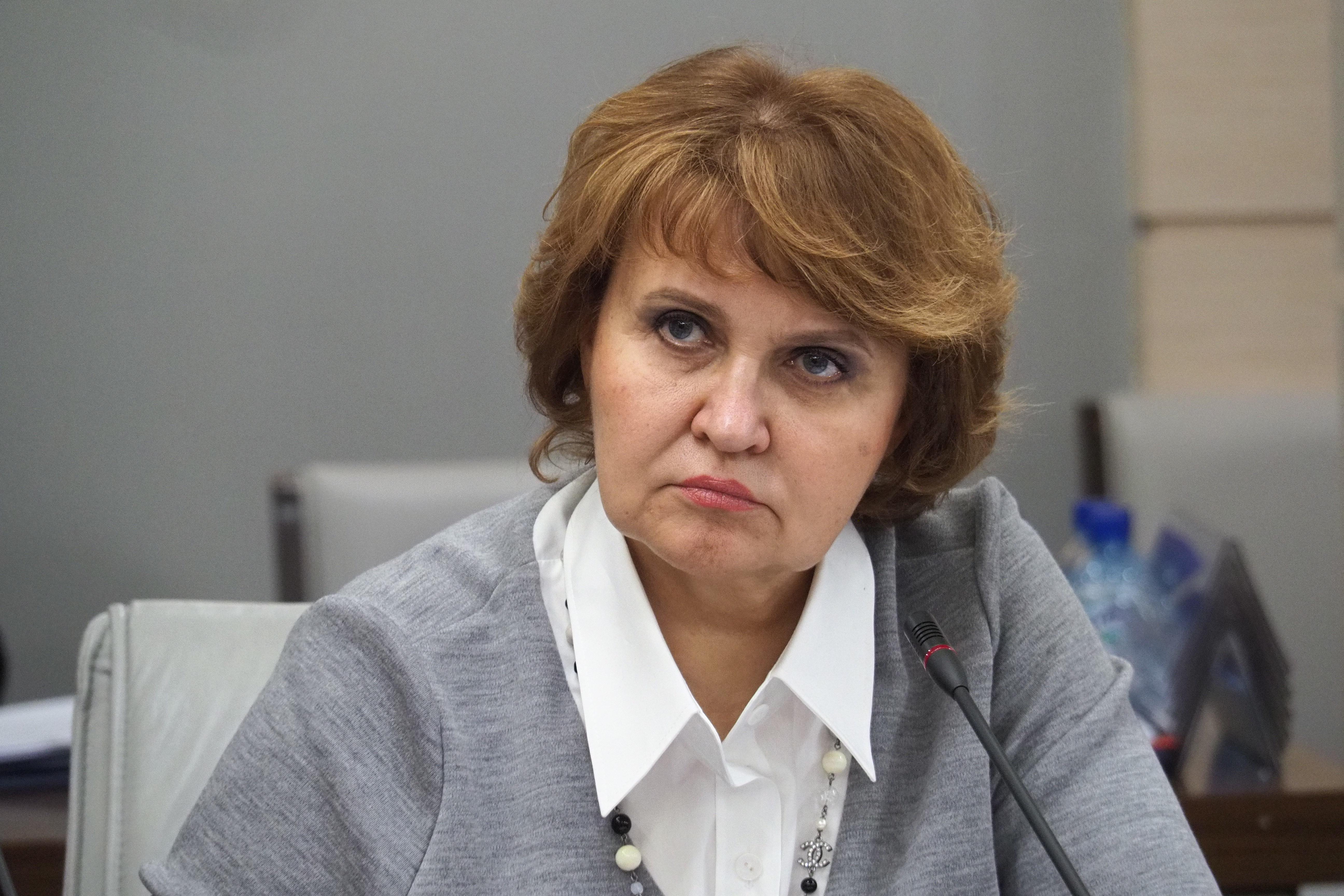 Депутат МГД Гусева: Заимствования позволят сохранить расходы бюджета на соцподдержку и развитие