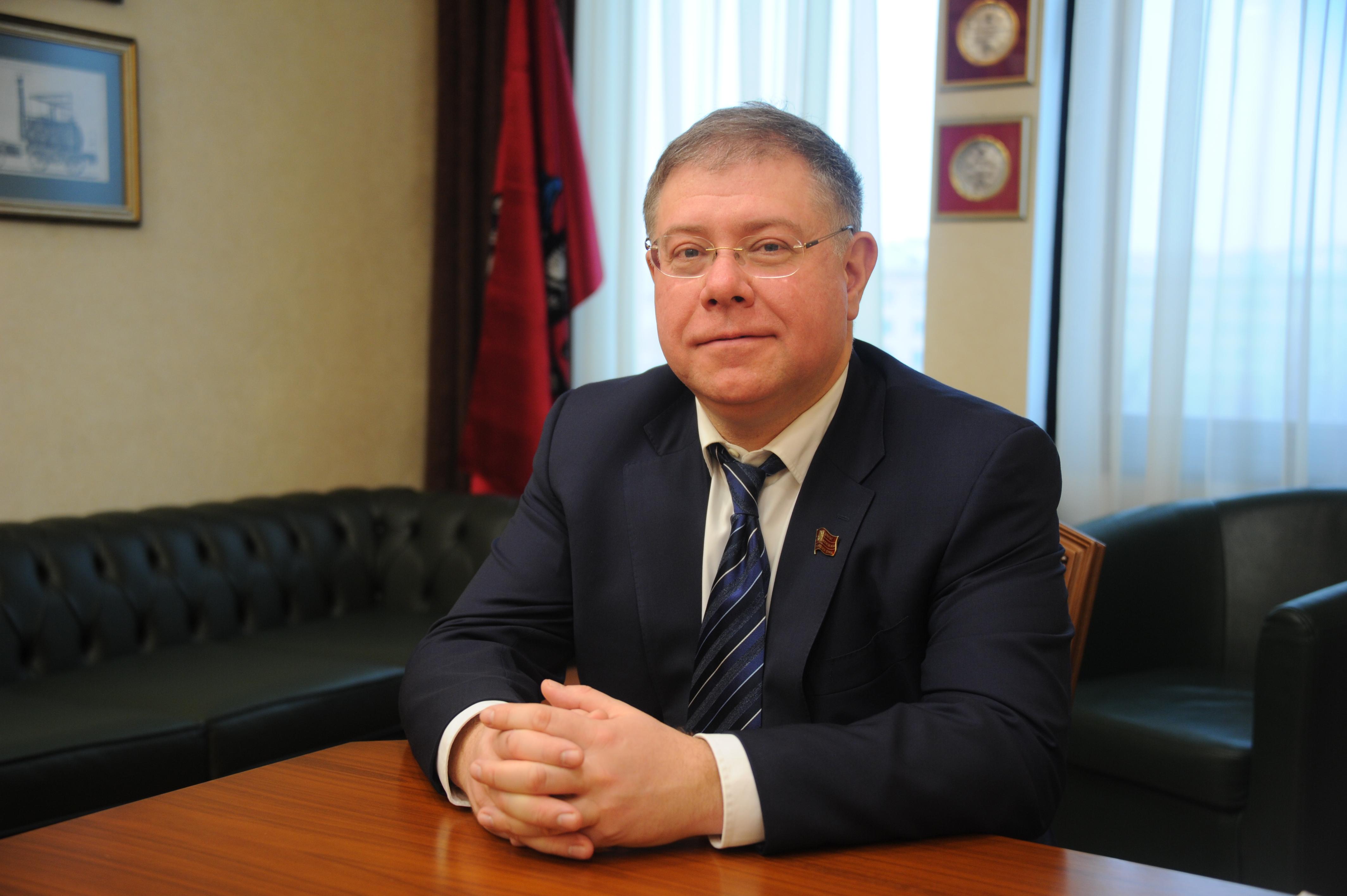 Депутат МГД Степан Орлов: Эффективная работа Стройкомплекса улучшила транспортную доступность столицы