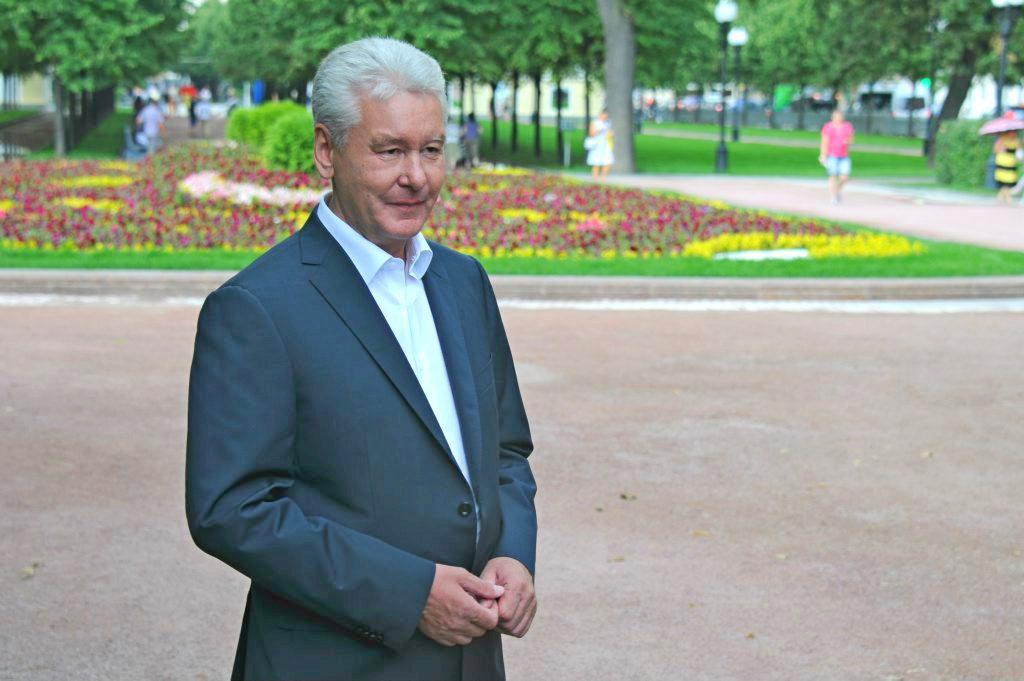 Собянин: От Москвы до Мытищ и Пушкино построено 50 км новых современных ж/д путей