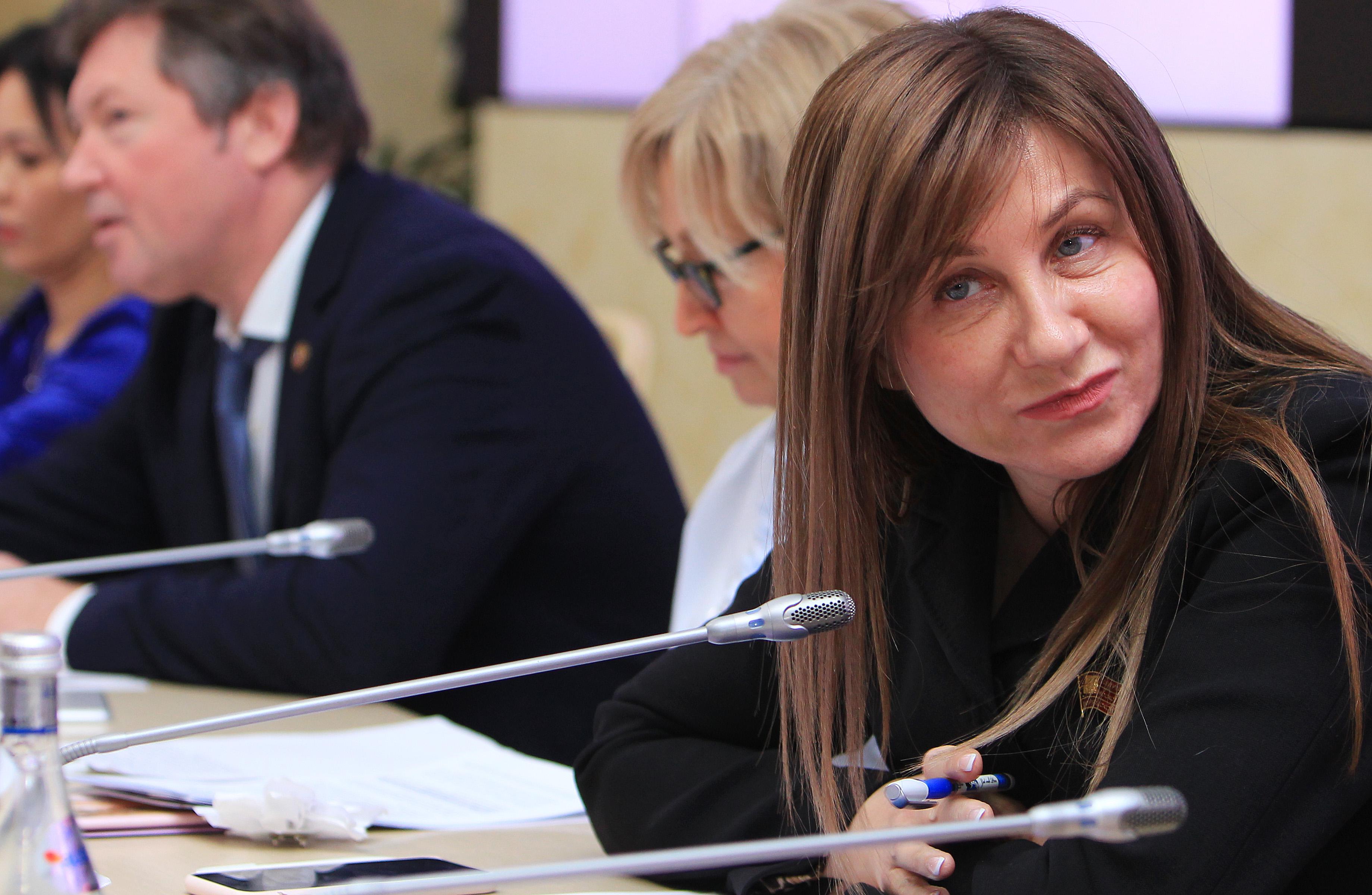Депутат Мосгордумы Лариса Картавцева: Эпидемиологическая ситуация в столице в целом стабильна