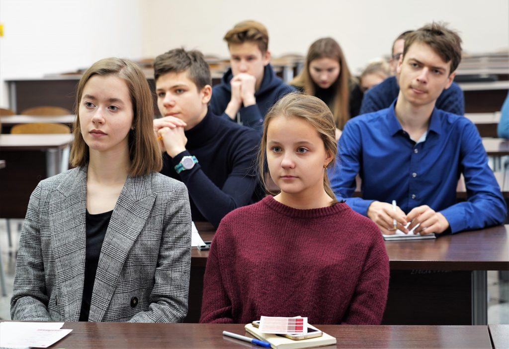 Царицынская школа присоединилась к городскому проекту. Фото: Денис Кондратьев