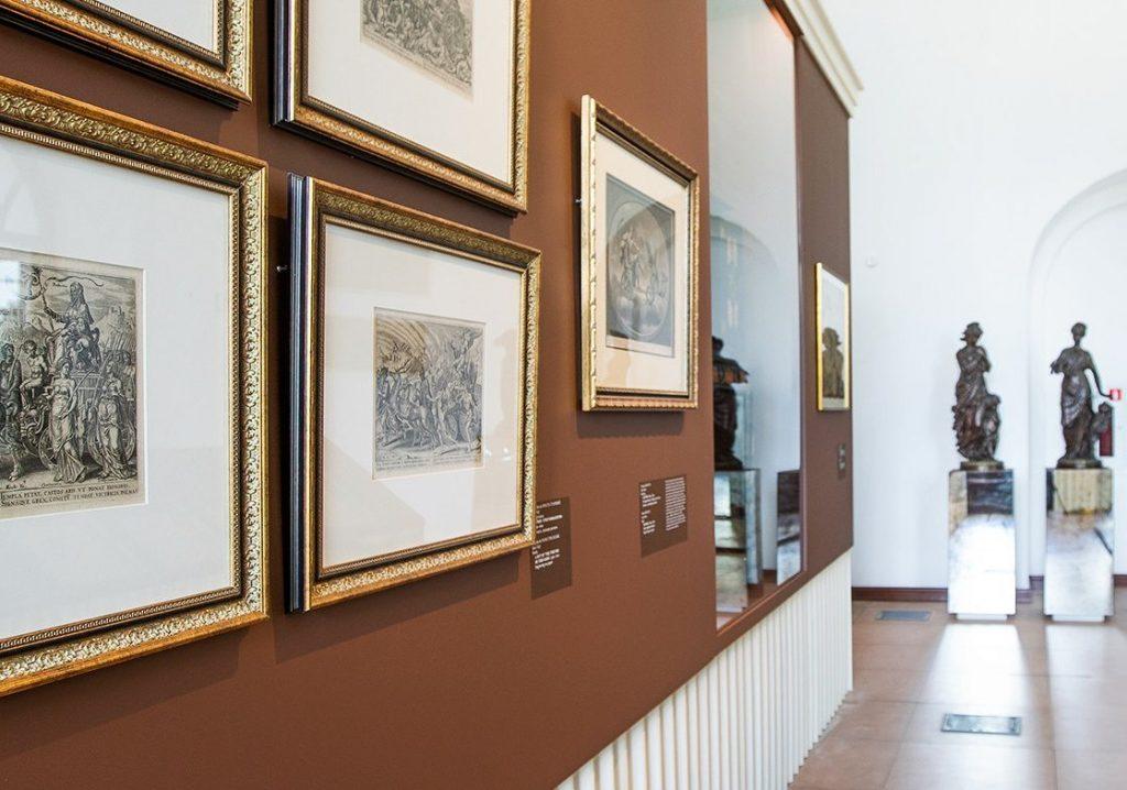Амур и Психея: назвали пять уникальных экспонатов выставки в «Царицыне». Фото: сайт мэра Москвы