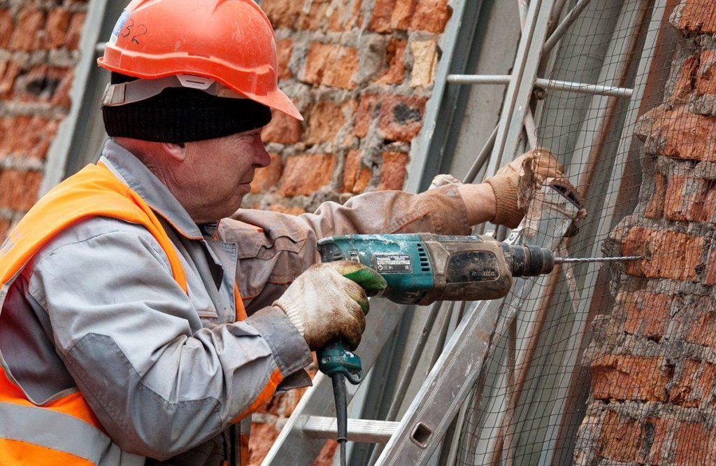 Фасад и подъезды дома на Днепропетровской улице отремонтируют. Фото: сайт мэра Москвы