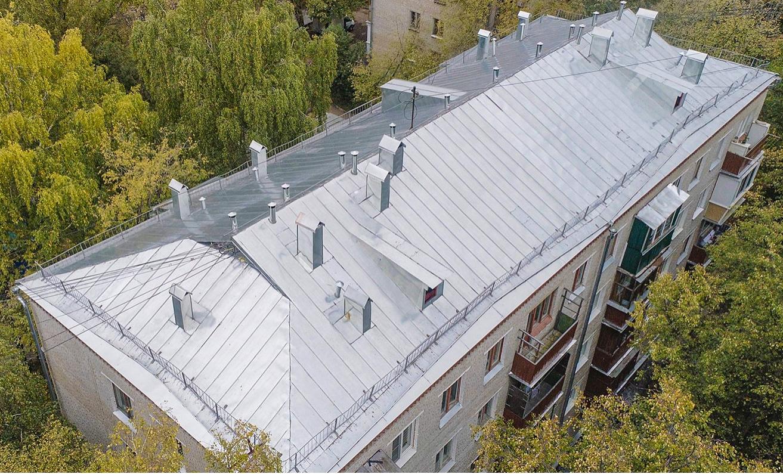 Капитально отремонтировать кровлю пяти жилых домов в Нагорном планируют до конца 2020 года