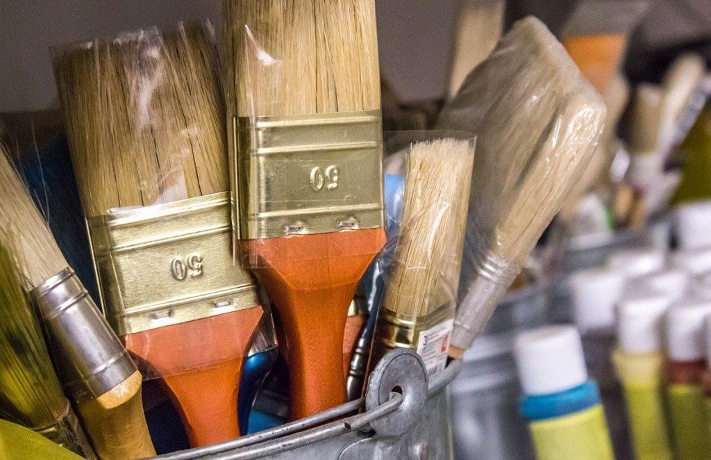 Корпус художественного отделения школы искусств имени Святослава Рихтера отремонтировали. Фото: сайт мэра Москвы