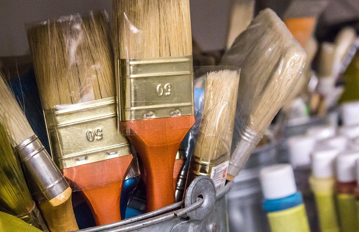 Корпус художественного отделения школы искусств имени Святослава Рихтера отремонтировали