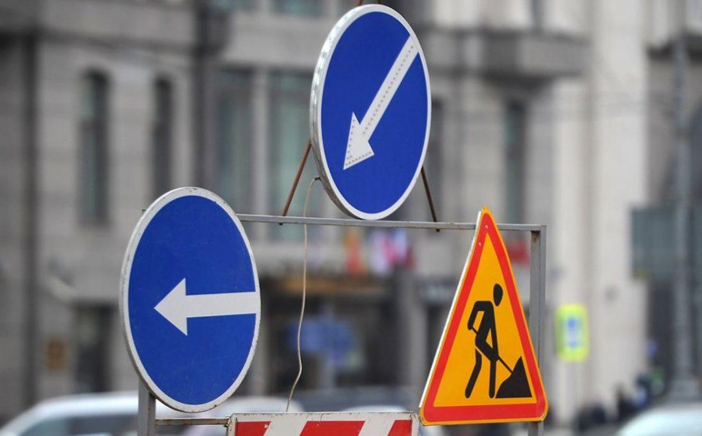 Движение транспорта на Шаболовке ограничат. Фото: сайт мэра Москвы