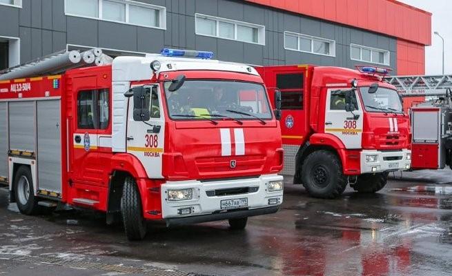 Пожарные и спасатели столицы призывают к соблюдению правил пожарной безопасности