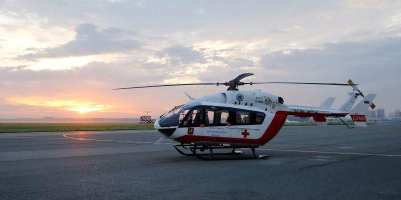 Экипажи вертолетов Московского авиационного центра спасли больше шести тысяч человек