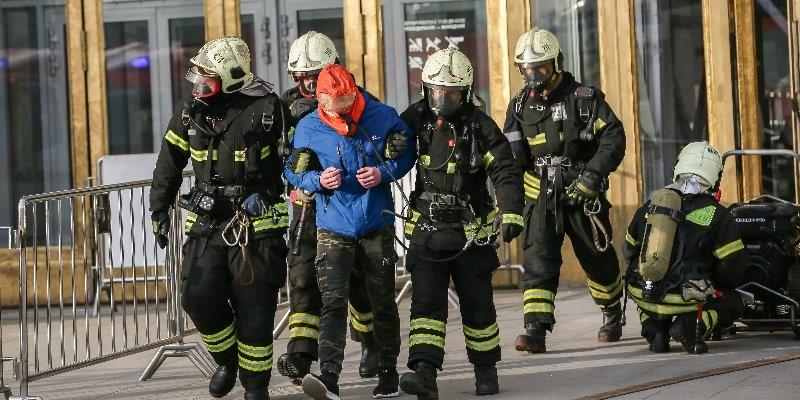 Больше 270 человек спасли за три месяца московские пожарные и спасатели