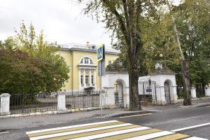 Павловская больница сейчас, 18 сентября 2020. Фото: Пелагия Замятина