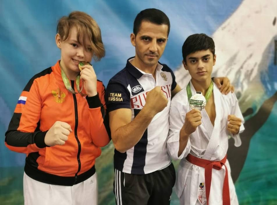 Три призовых места на соревнованиях в Екатеринбурге заняли спортсмены МЦБИ Москомспорта