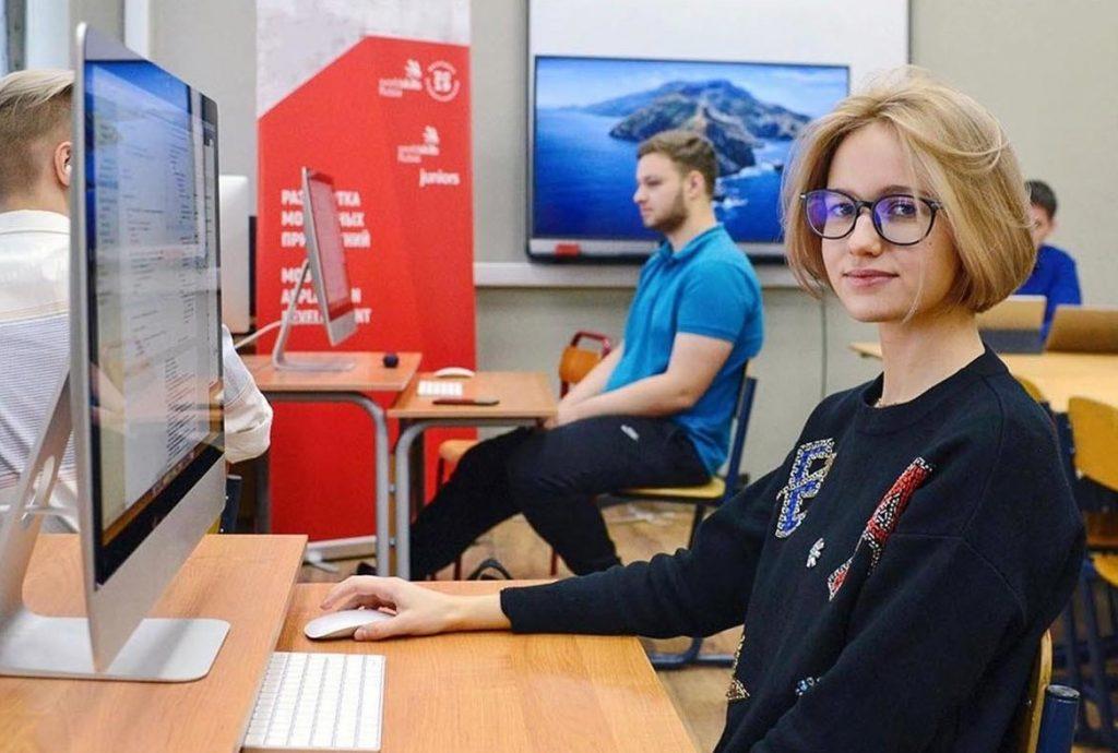 Студенты Технологического колледжа №34 не перейдут на дистанционный режим. Фото: сайт мэра Москвы