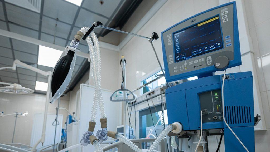 Крупнейшие городские стационары расконсервируют временные госпитали. Фото: сайт мэра Москвы