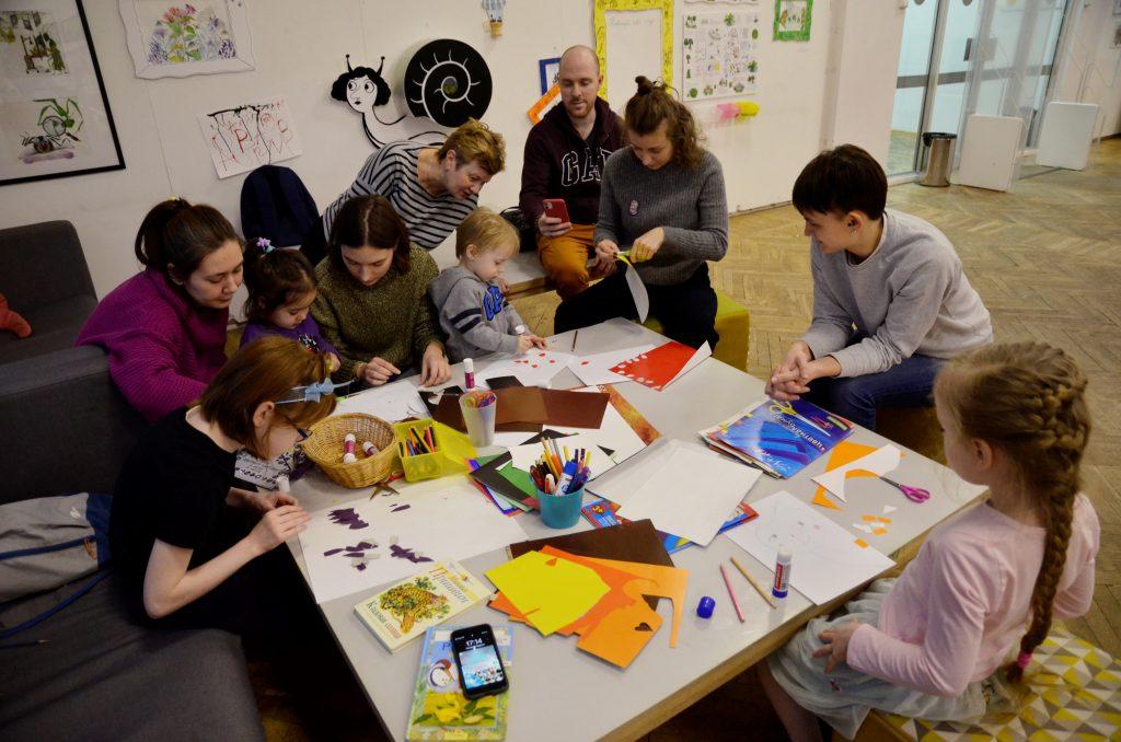 Семейный мастер-класс проведут в «НЕО-XXI Век». Фото: Анна Быкова