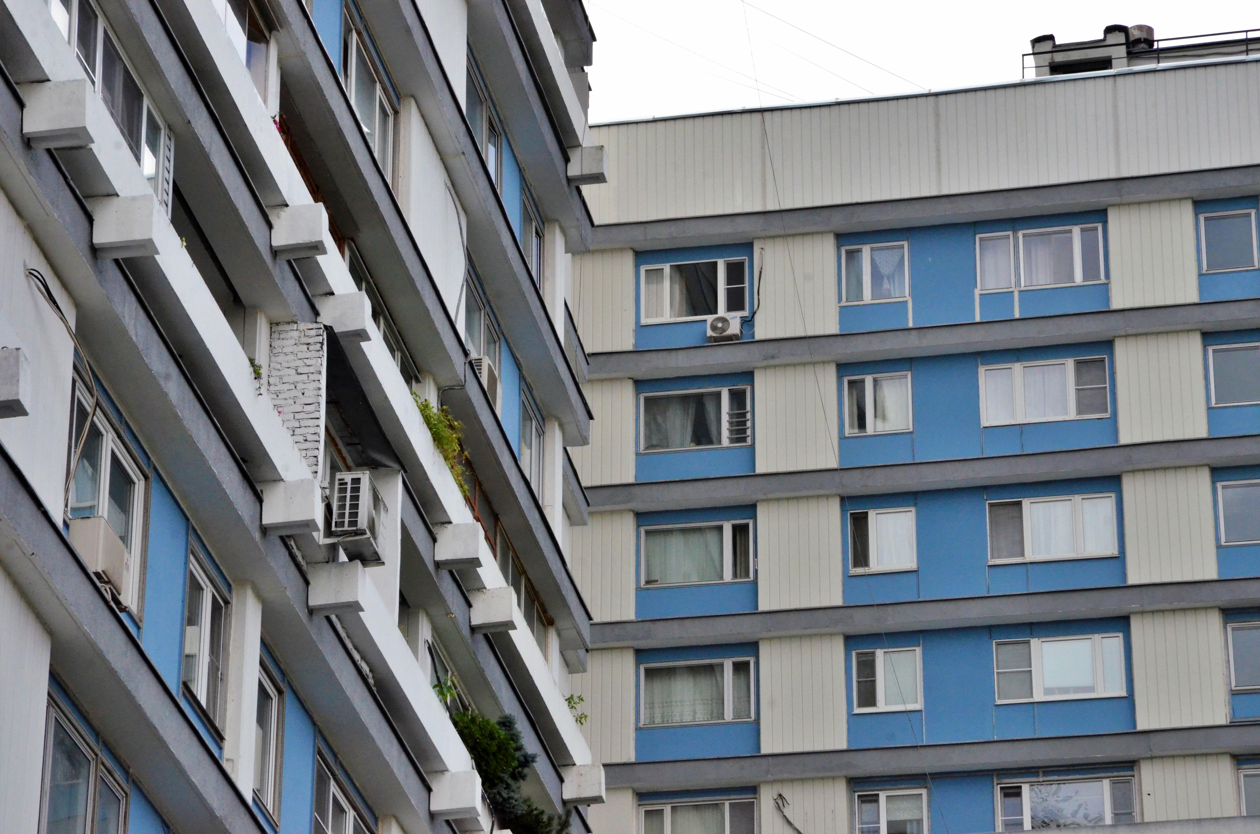 Москвичи нашли аналоги микрорайона Северное Чертаново в советской архитектуре