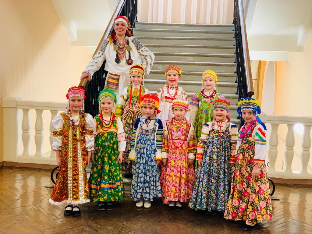 Гран-при в международном фестивале взяли воспитанники «Москворечья»