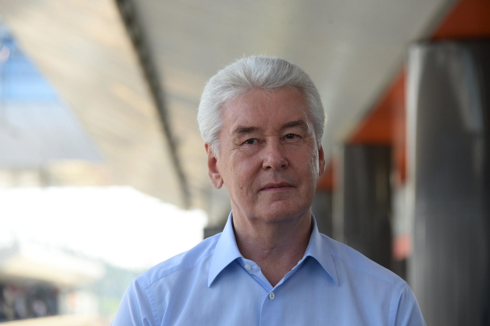 Сергей Собянин пообещал 15 мини-вокзалов в Москве и Подмосковье за год