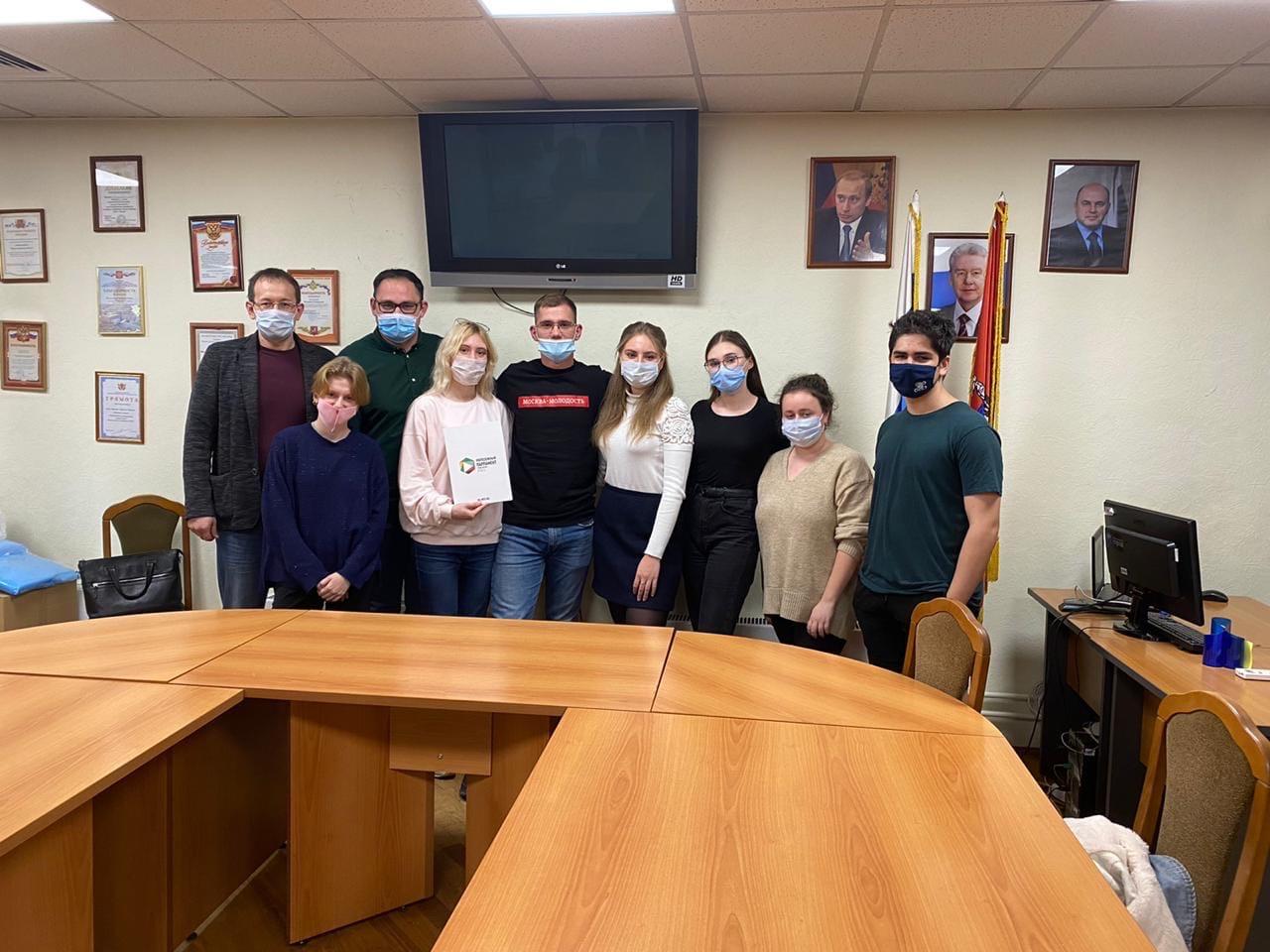 Планы на конец 2020 года обсудили в Орехове-Борисове Южном