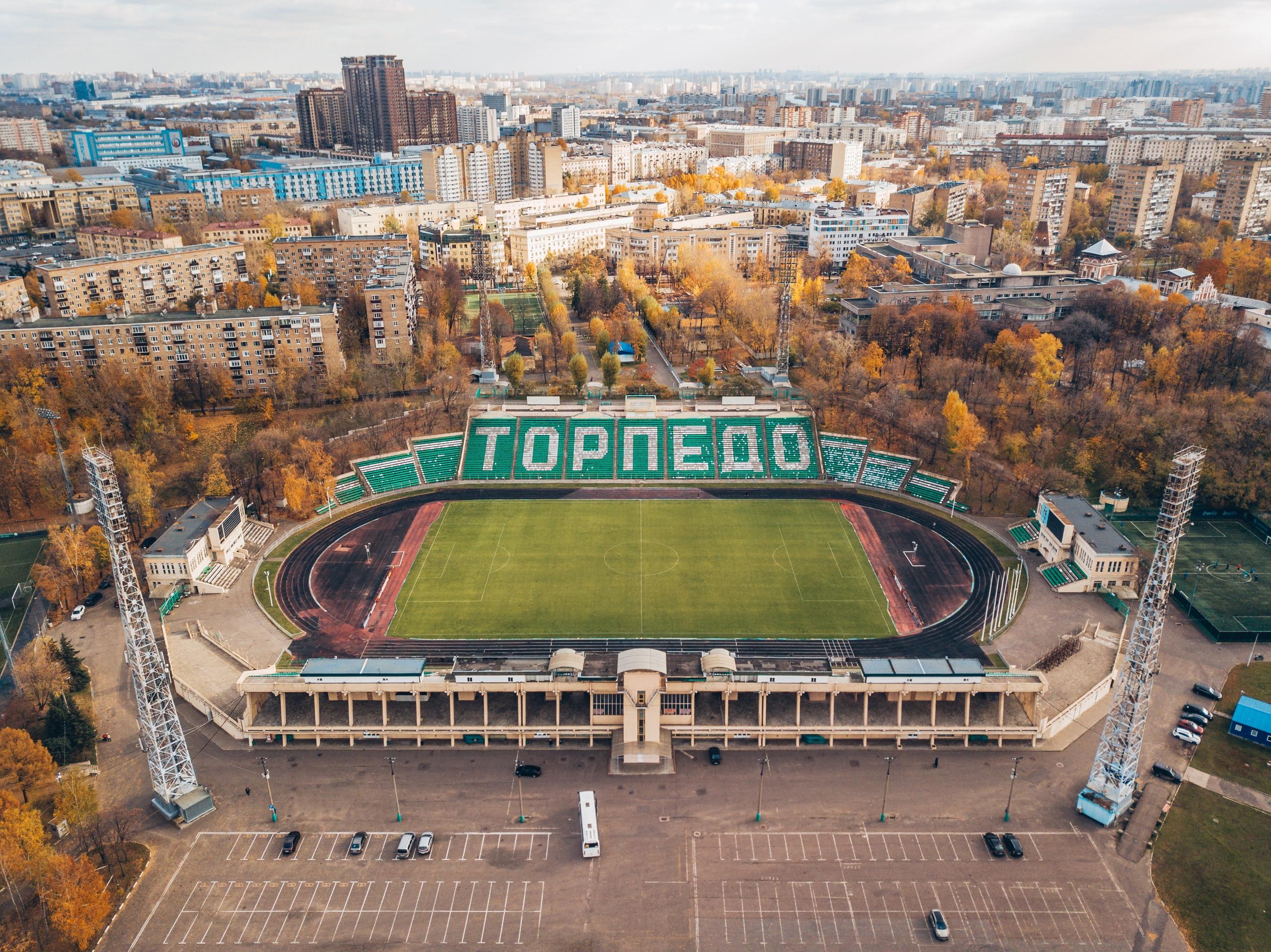 Депутат МГД Киселева: Реконструкция стадиона «Торпедо»  учитывает мнение местных жителей