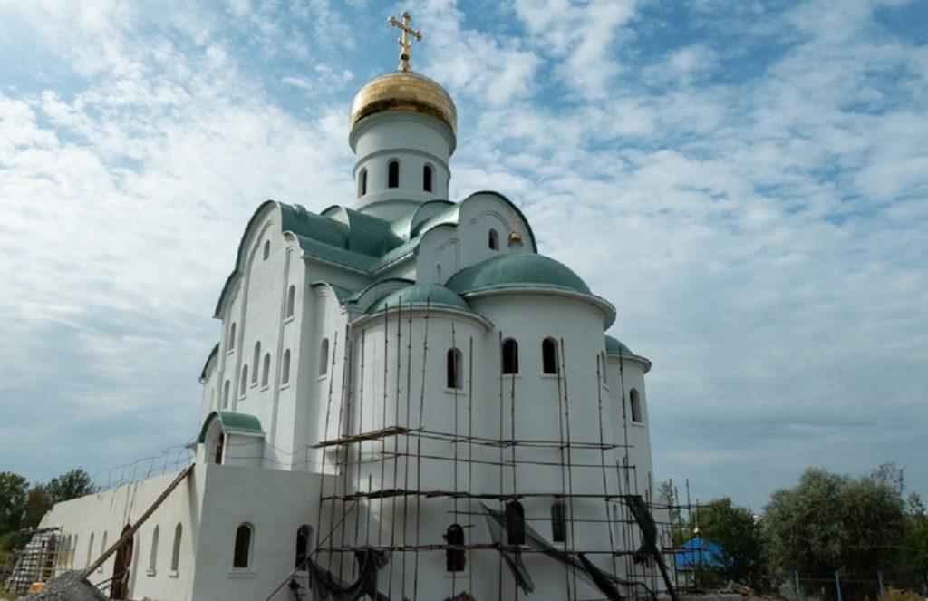 Новый храм построят в районе Борисовских прудов. Фото: сайт мэра Москвы