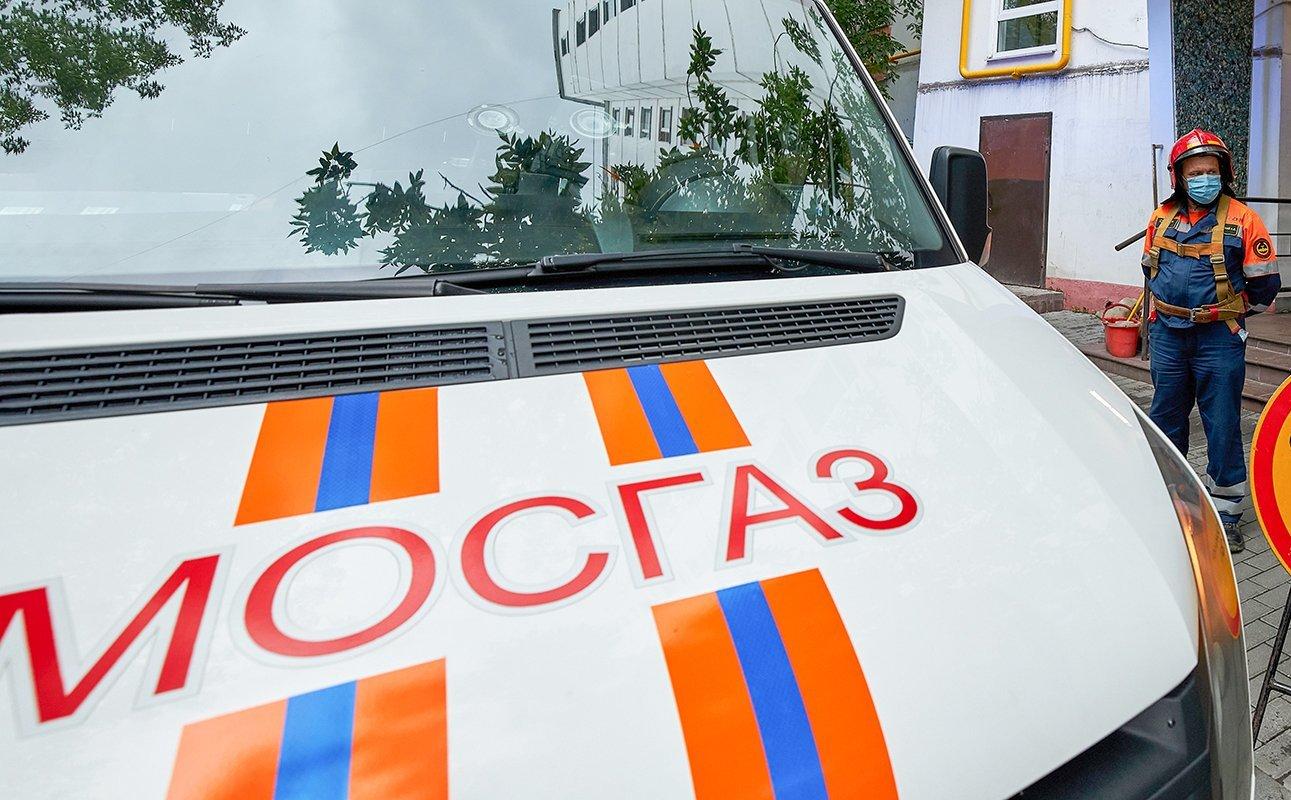 Реконструкцию газопровода завершили на одной из улиц Царицына