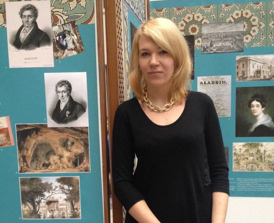 Сотрудница библиотеки №143 стала финалисткой городского конкурса