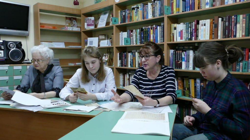 Волонтеры библиотеки №143 вышли в финал всероссийского конкурса. Фото предоставила Светлана Киселева