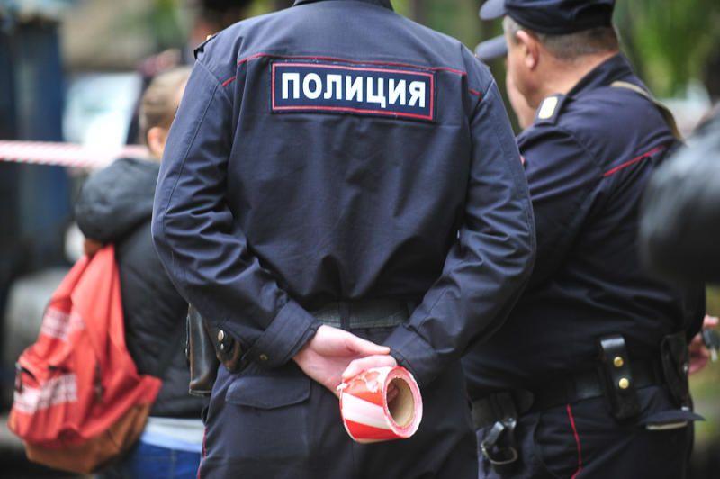 Полицейские ОМВД России по Донскому району задержали подозреваемого в краже