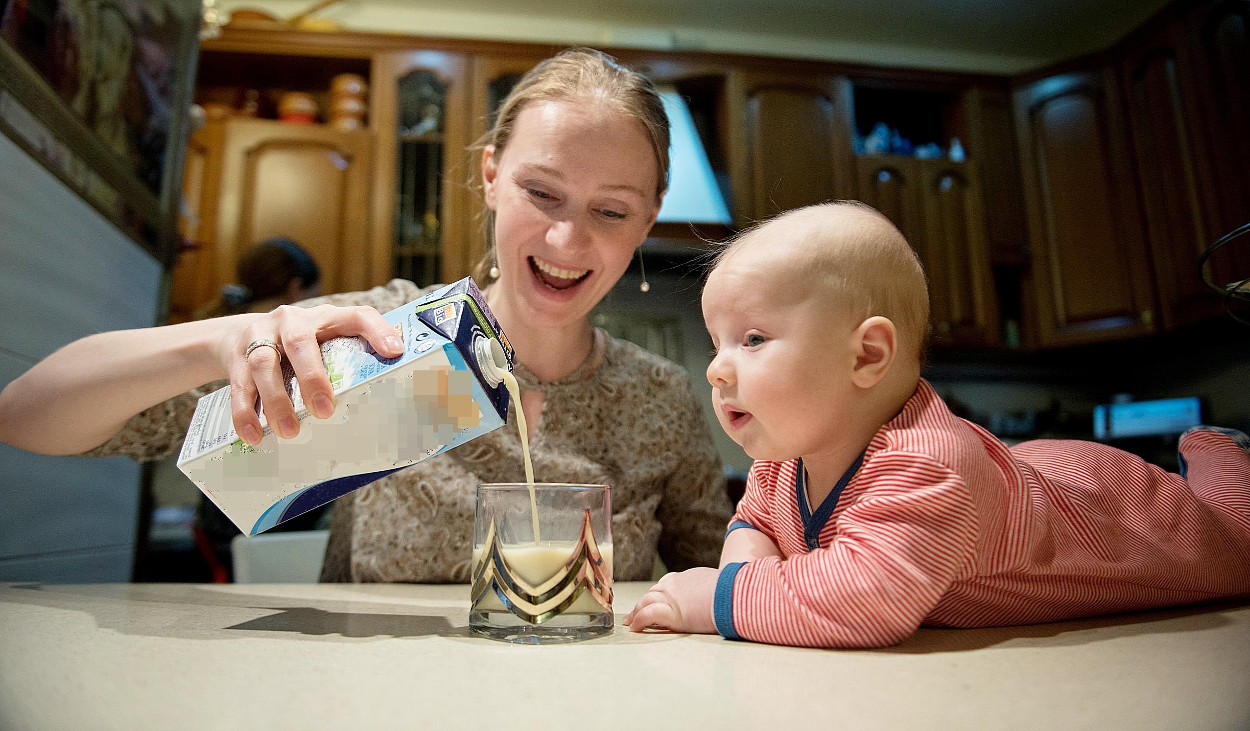 Молочные кухни выдали москвичам более девяти миллионов продуктовых наборов