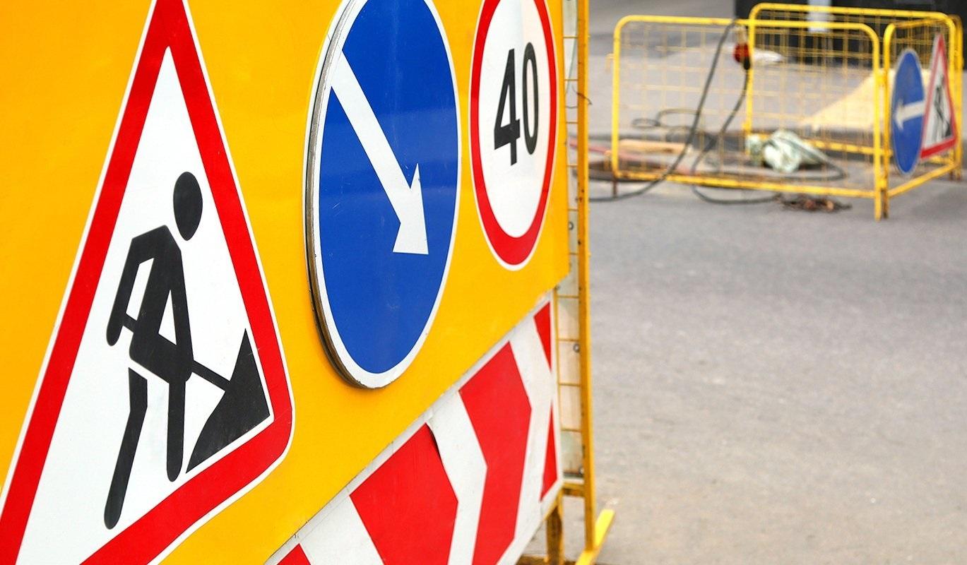Маршруты общественного транспорта изменят на Шаболовке