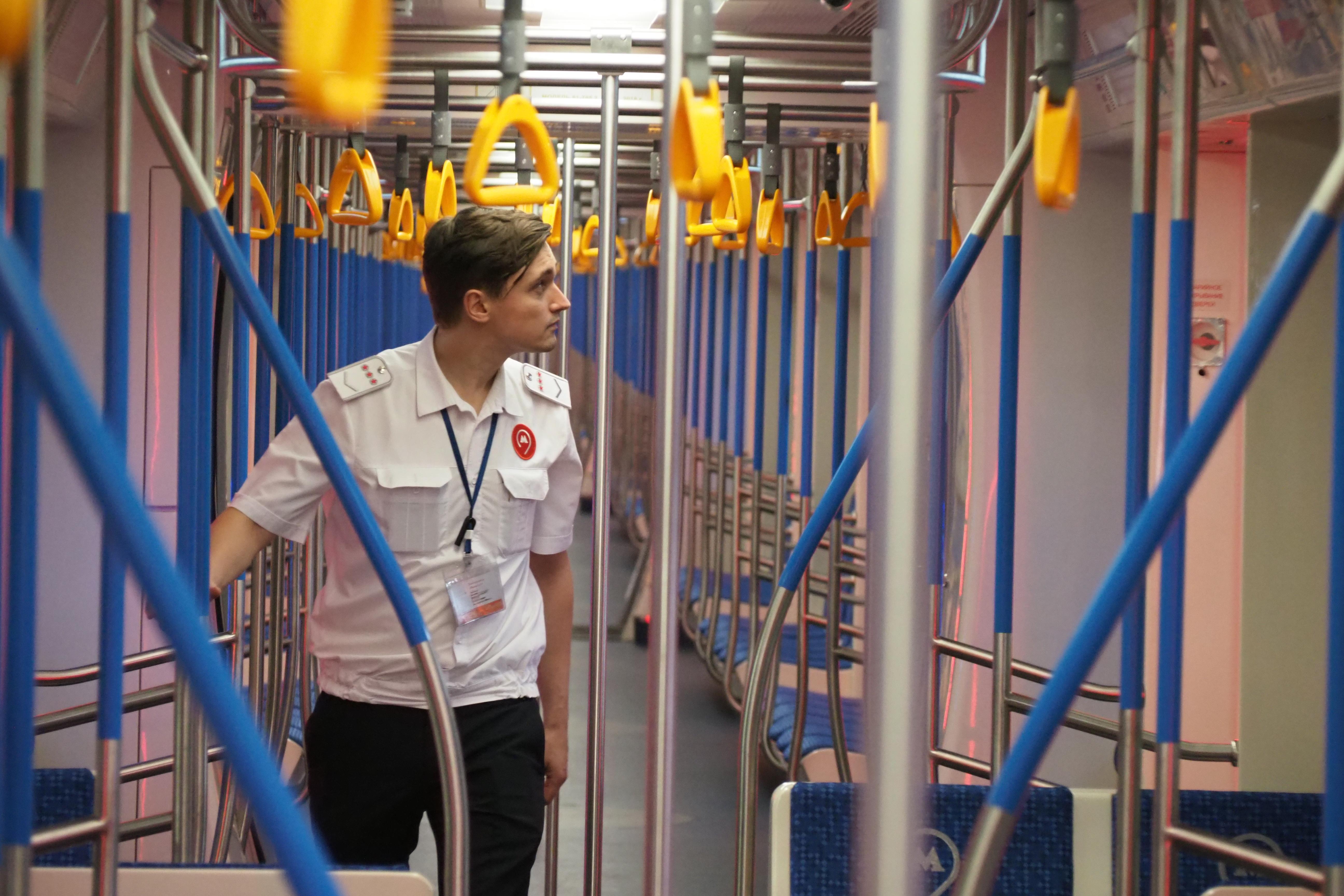 Часть голубой линии в метро Москвы закроют на два дня