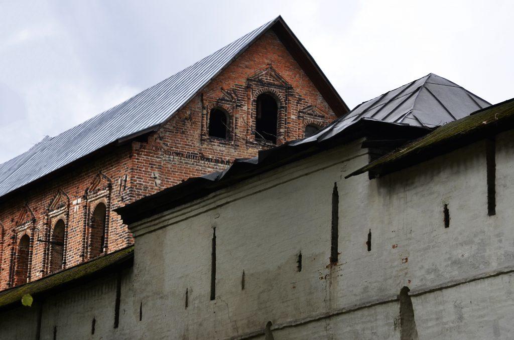 Изображение Симонова монастыря украсит почтовую марку. Фото: Анна Быкова