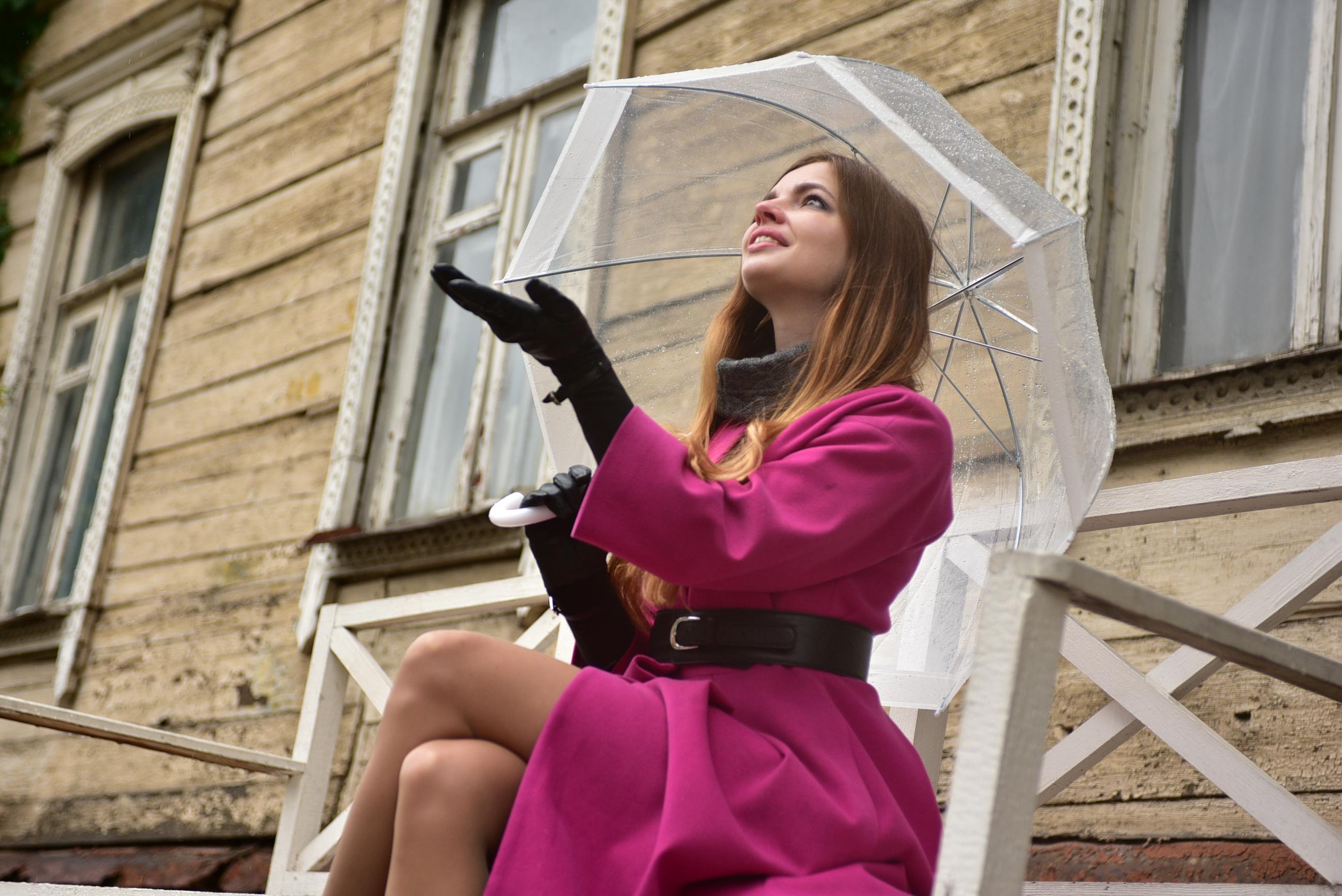 Жителей Москвы ждут дожди в выходные